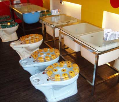 Marton Toilet Restaurant