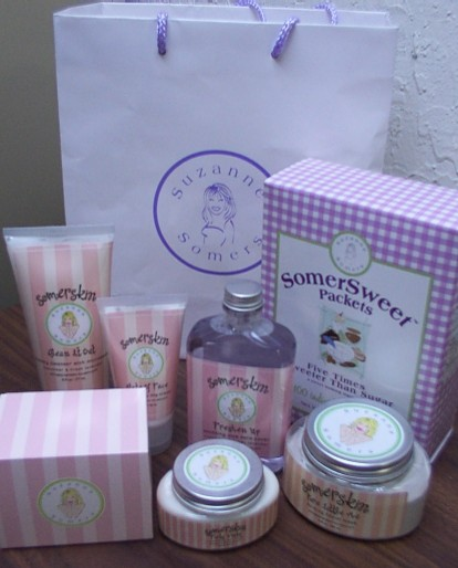 Check out the cool collection of Suzanne Somers merchandise!