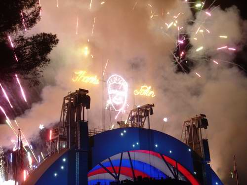 2006 Hollywood Bowl Firework Finale - Thanks John Maurceri
