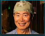 "George Takei on ""Thank God You're Here"""