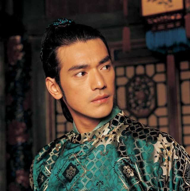 Takeshi Kaneshiro long hair