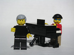 Lego Pet Shop Boys