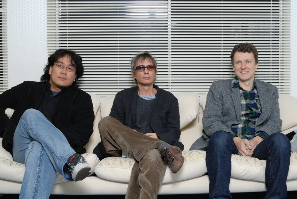 Bong Joon-Ho, Los Carax and Michel Gondry, Directors of Tokyo!