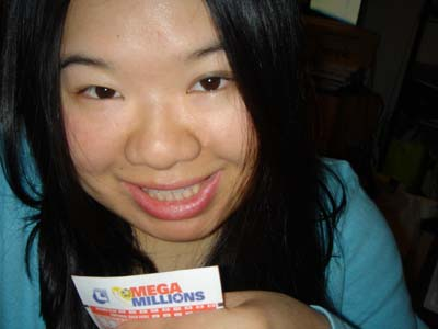 Joz's Special Lottery Ticket